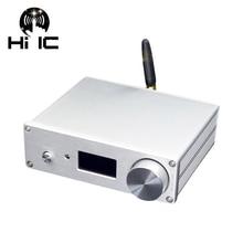 Double AK4493 * 2 DAC Bluetooth 5.0 prise en charge optique coaxiale entrée HiFi décodeur Audio 192KHz DSD sortie RCA avec télécommande