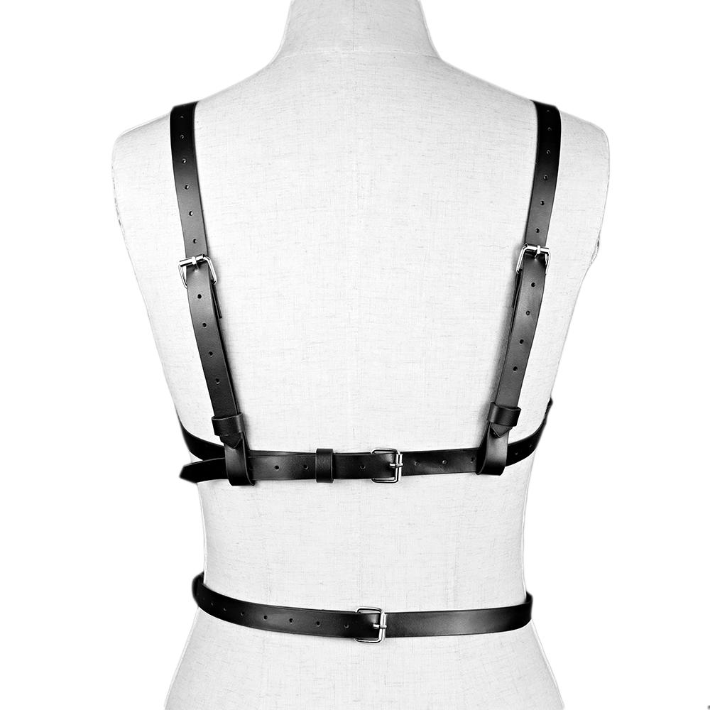Bondage Dress open crotch