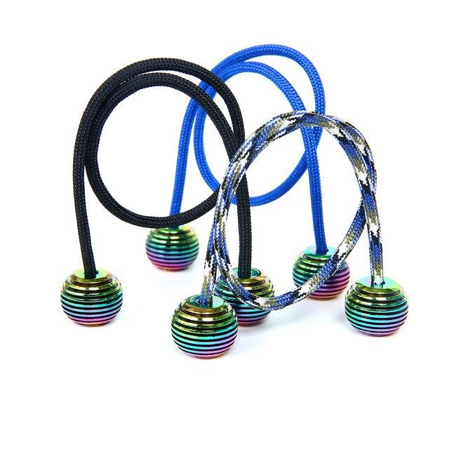 Anti-stress Mini begleri métal Fidget jouets multicolore soulagement du Stress jouets cadeau drôle jouets sensoriels autisme
