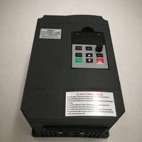 VFD Inverter Freqency Converter 2.2KW 3HP Single Phase Variable Frequency Inverter Drive Inverter VFD Motor Speed PWM Control JD