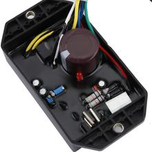 KI-DAVR 50S AVR Automatic Voltage Regulator Professional diesel engine Voltage Regulator Controller Generator Parts free shipping avc63 2 5 avr generator spare parts suit for basler automatic voltage regulator