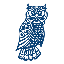 YaMinSanNiO Owl Metal Cutting Dies for Scrapbooking New 2019 Animal Craft Embossing Die Cuts Card Making