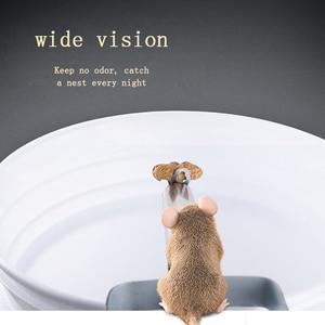 Image 4 - משודרג אוטומטי עכבר מלכודות ביתי הדברת עכברים בקרת מכרסמים פיתיון רוצח נירוסטה מתגלגל מקל עכברוש התפסן מלכודת עכברים