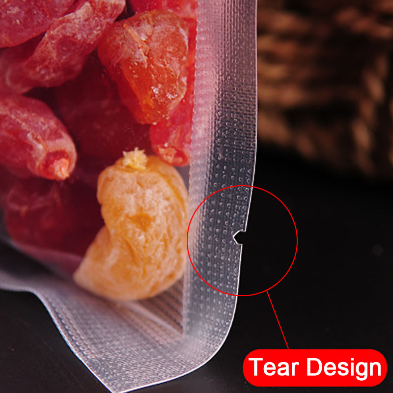Kitchen Food Vacuum Sealer Bags Food Fresh Long Keeping 7x10 10x15 15x20 15x25 17x25 20x25 20x30 25x30 25x35 28x35