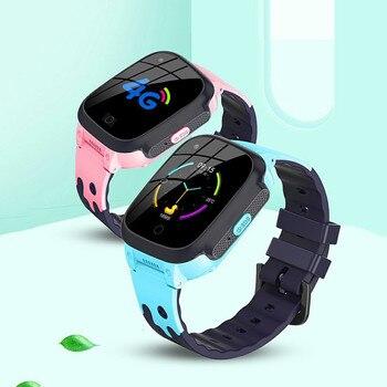 LTE Children's Watch Gps Watch Waterproof Watch Children's Smart Watch Video Call Watch Sim Card Location Tracker watches