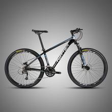 Taoenshi nova liga de alumínio 29 polegadas mountain bike tw3900xc duplo freio a disco 27 velocidade variável montanha fora de estrada veículo