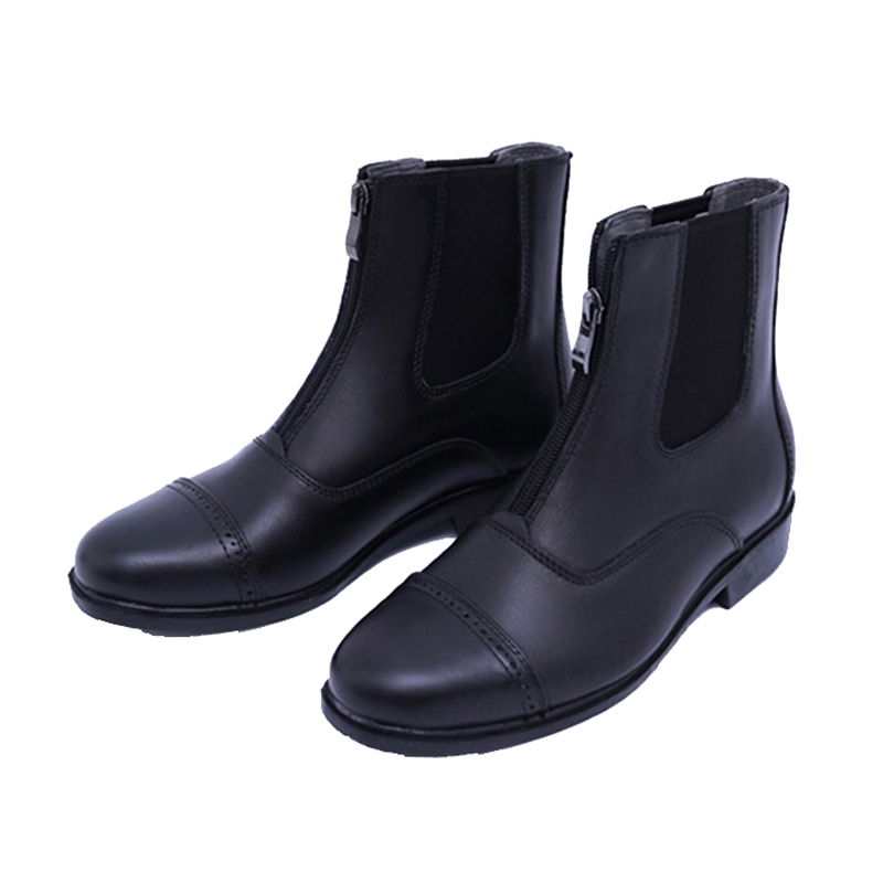 Professional High Quality Equestrian Riding Boots Unisex Riding Boots Children's Knight Boots Riding Equipment 2019 New