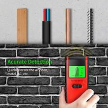 4 In1  Metal Detector Stud Center Finder search and AC live Wire Wall Scanner Electric Box