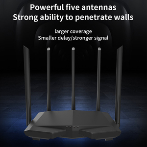 Image 2 - GC7 AC1200M Wifi Router Draadloze Roteador Met 2.4Ghz/5.0Ghz High Gain Antenne Thuis Dekking Dual Band Wifi repeater, easy Setup