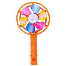 Пластиковая Цветная мельница, Детская маленькая игрушка, приз, детские воспоминания, игровой реквизит, игрушки