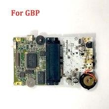 Substituição de placa-mãe para nintendo eur, tela de luz de fundo pcb módulo de placa-mãe original para console esterlina