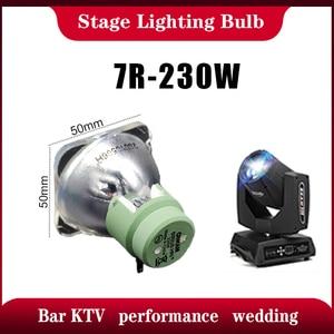 Hot Sales r7 230 beam 230w 7r 230w sharpy beam Light bulb moving beam buld 230 beam lamp 230 SIRIUS HRI230W For Stage lighting