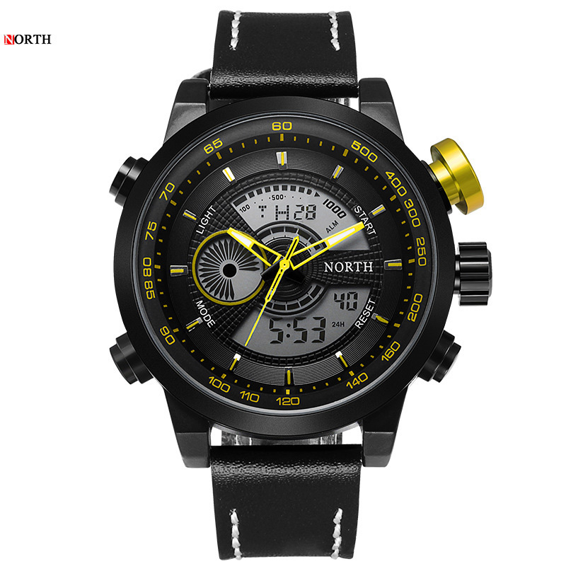 Image 2 - Digital Sports Watches for Men High Quality Fashion Simple Sports Wristwatches Male Military Watches Alarm Clock Digital Watches-in Digital Watches from Watches