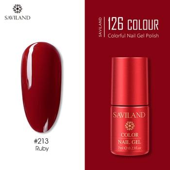 Saviland 126 Colores Esmalte De Uñas De Gel Uv Primer Capa