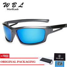 WarBLade 2019 Fashion Men Polarized Sunglasses Stylish Sun Glasses Male 100% UV4