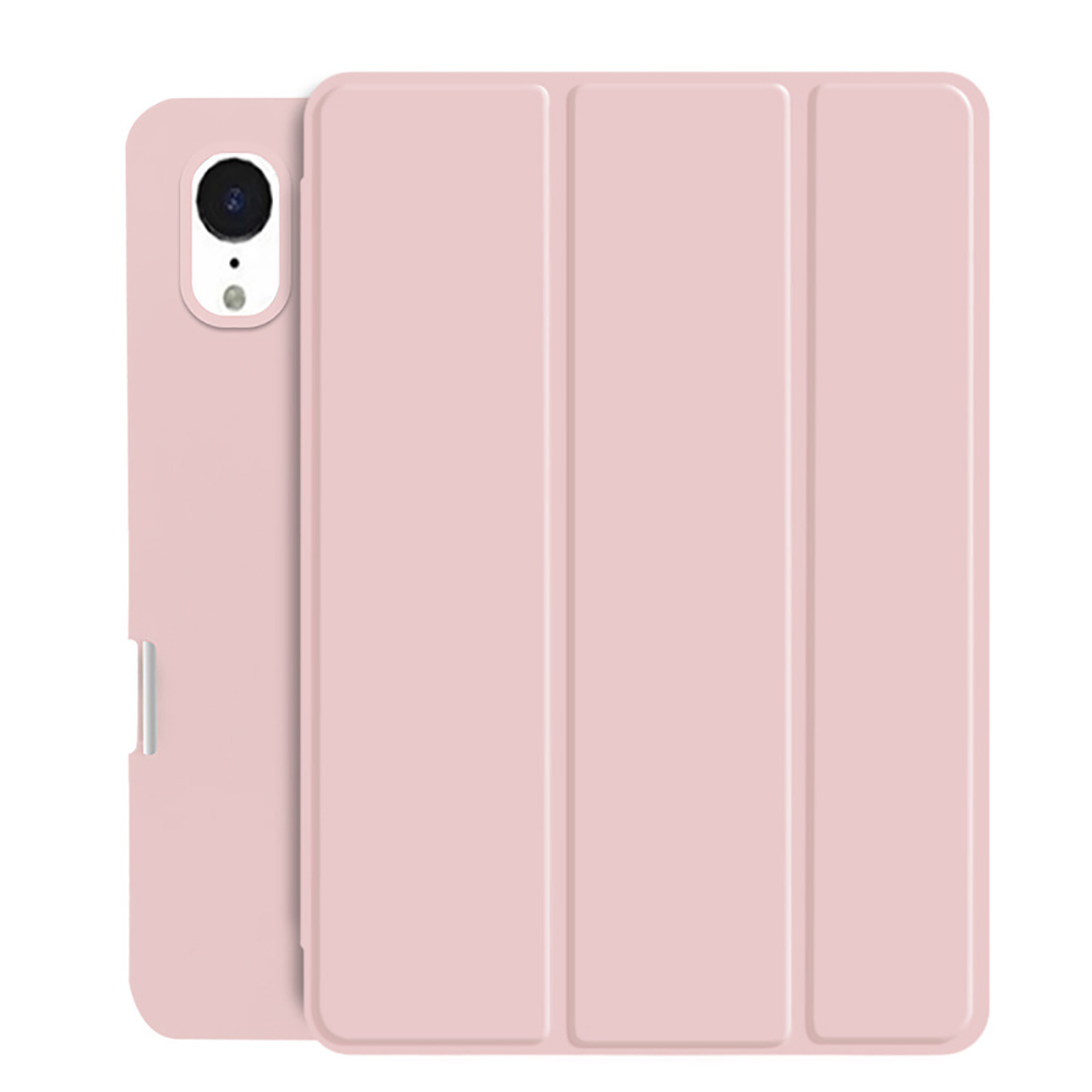 Pink White Tablet Case For New iPad Air 4 10 9 2020 Soft Silicone Cover With Pencil Holder