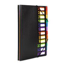 Folder-Holder A4 File Storage-Bag Portfolio Sorter Classification Office-Learn 12-In-Multi-Page