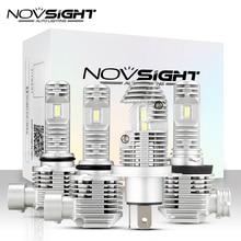 NOVSIGHT 2pcs 6000k H7 Led Car Headlight Super Bright H4 H11 LED Fog Lights Bulb 12V mini 9005 HB3 9006 HB4 Auto Lamps NEW