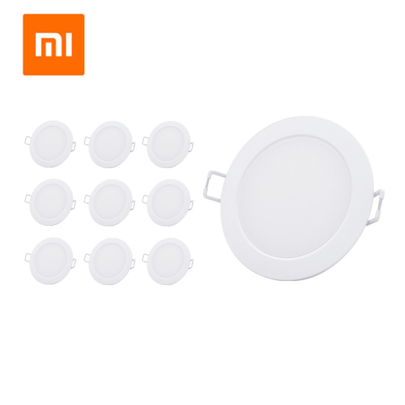 Original Xiaomi Mijia Smart Downlight Work With Mi Home App Smart Remote Control White & Warm Light Phone Smart Change Light