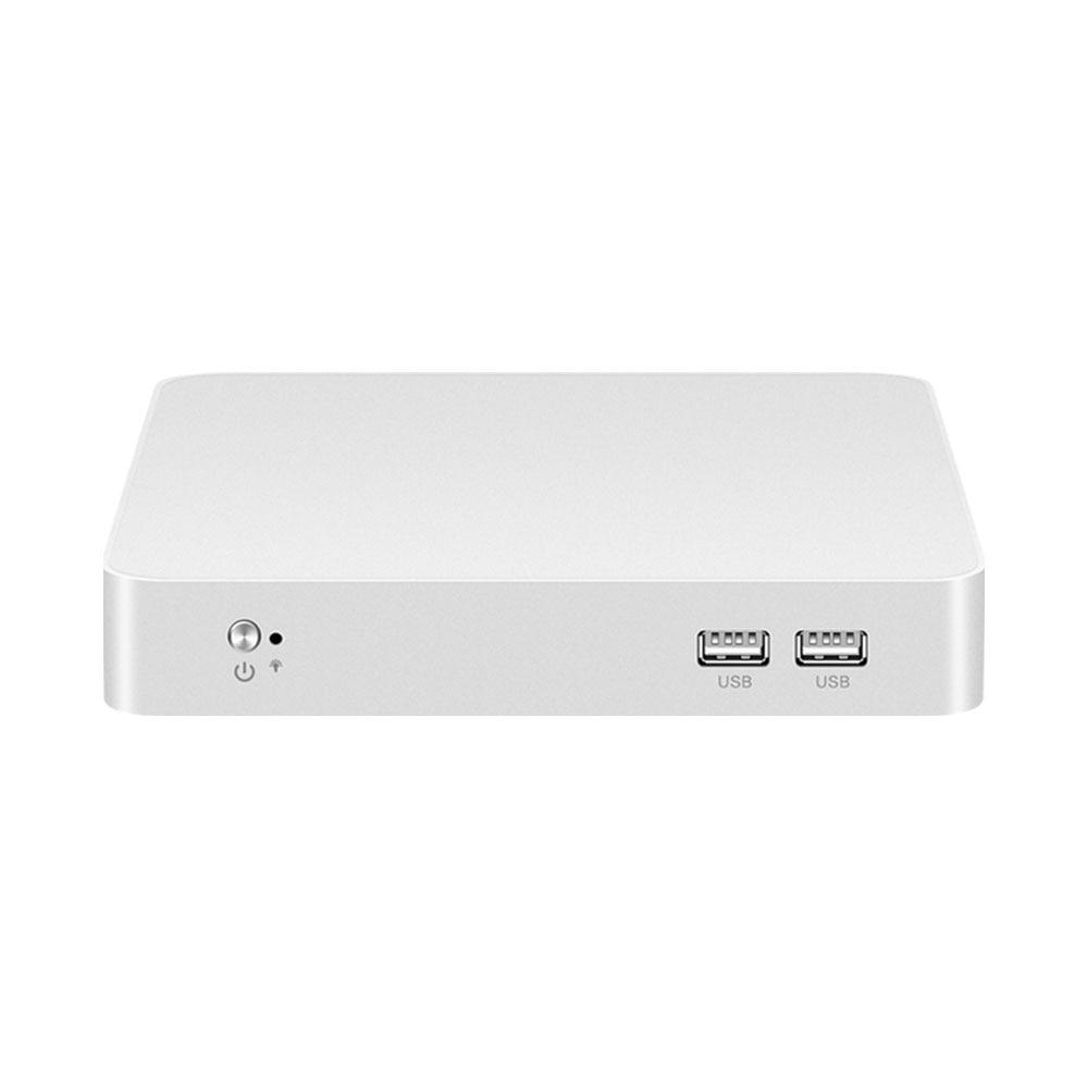 7th Gen Intel Core Mini PC I7-7500U I5-7200U I3-7100U Windows 10 Linux 4K UHD HTPC HDMI VGA 6*USB 300M WiFi Gigabit Ethernet