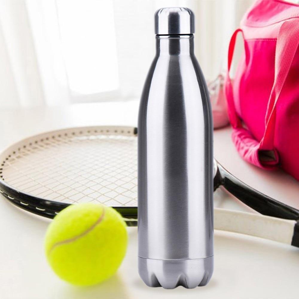 H36476263d97f45a1a64b51f8854a1581y FSILE350/500/750/1000ml Double-wall Creative BPA free Water Bottle Stainless Steel Beer Tea Coffee Portable Sport Vacuum thermos