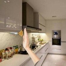 Hand Wave Sensor Switch Hand Sweep Switch 10cm Sense Distance 12/24V Automatic Cabinet light switch недорого