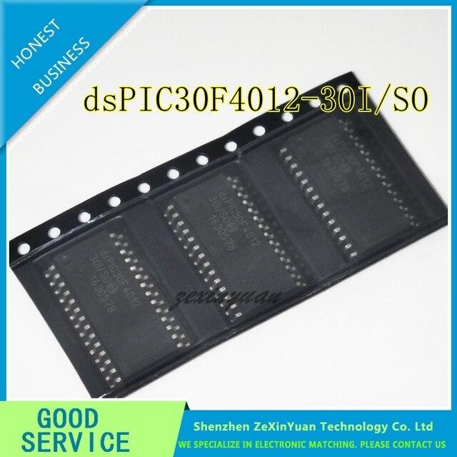 1 5PCS PCS/LOT dsPIC30F4012 30I/SO PIC30F4012 30I/SO dsPIC30F4012 SOP 28 NEW