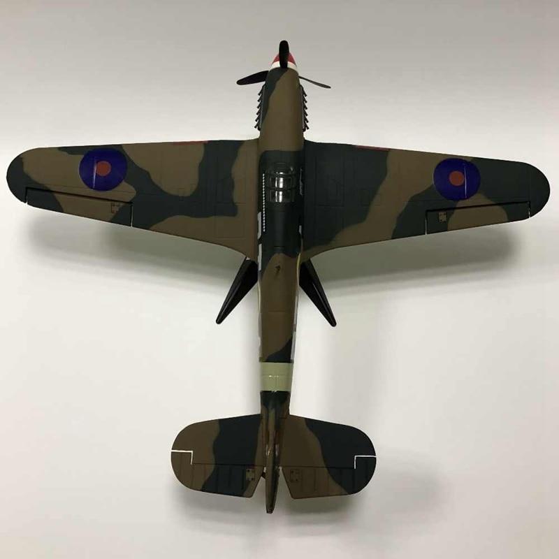 NiceSky Mini Hurricane 700mm Wingspan Warbird RC Airplane KIT