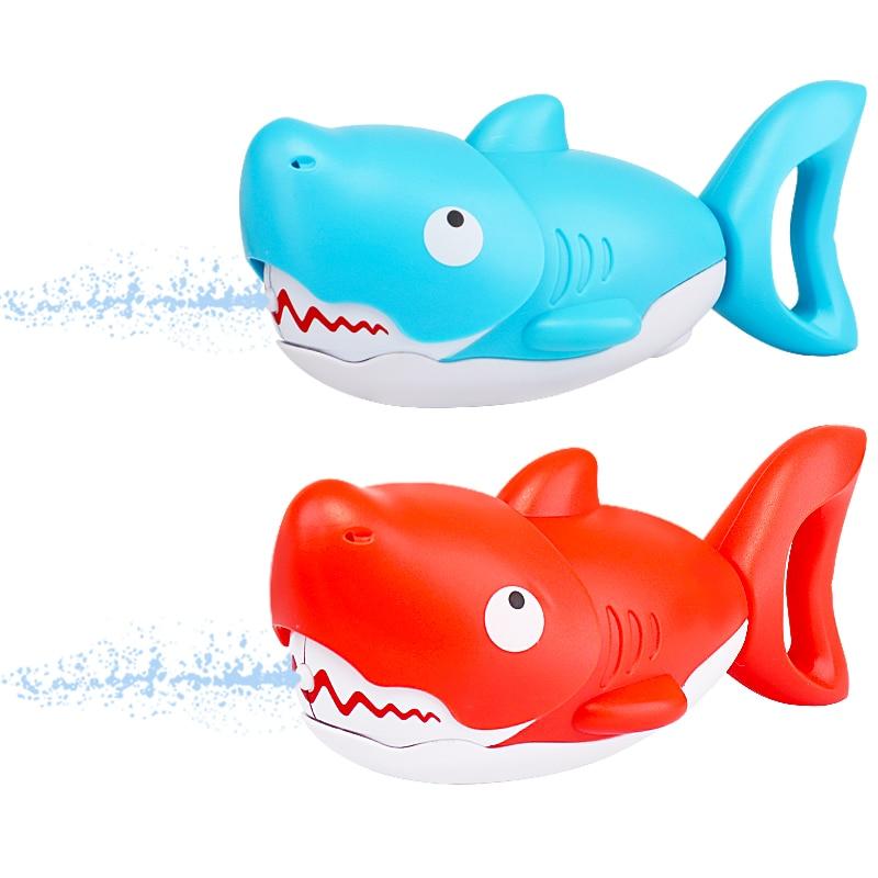 Shark Grabber Bath Toys For Baby Kids Girls Boys Toddlers 1 2 3 Year Old Toddler