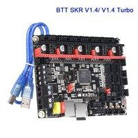 BIGTREETECH BTT SKR V 1 4 Control Board V 1 4 Turbo 32 Bit Upgrade SKR V 1 3 Fit TMC2209 TMC2208 UART 3D Drucker Teile TFT35 Bord