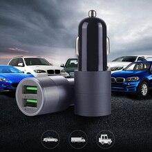 Быстрая, USB Автомобильное зарядное устройство с быстрой зарядкой прикуривателя OE88