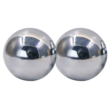Hot Selling 2 Pcs Hand Massage Ball Stress Relaxation Chinese Health Care for Exercise Fitness
