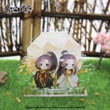 Support de culture démoniaque, modèle de dessin animé Zhan Lan Wuxian Wei, figurine acrylique, jouet, cadeaux de noël, décor de bureau