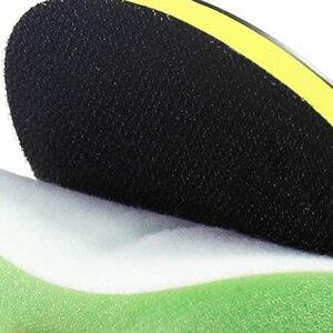 Image 4 - 38Pcs Polieren Pad Kit Polieren Pads Auto Pflege Polierer Wachsen Polieren Set