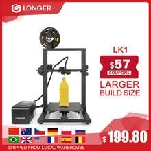 LONGER LK1 impressora 3d com 2.8