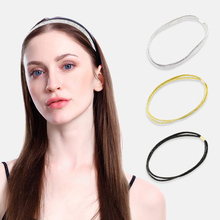 Women Sports Elastic Headband Hair Band Accessories Fixing hair Rubber Rope Rings styling tools