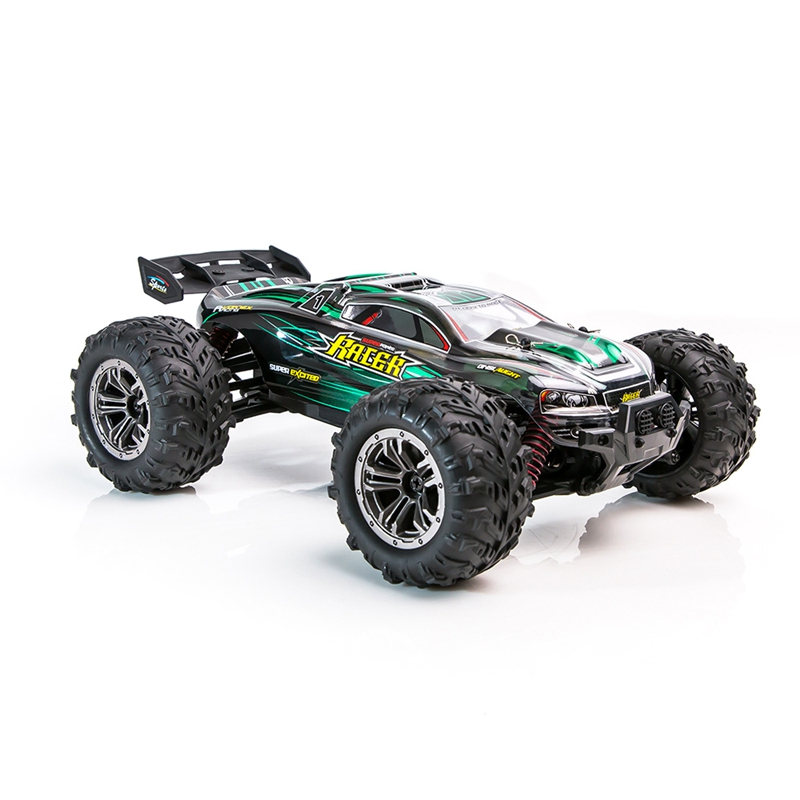2,4G 4WD гоночный автомобиль с дистанционным управлением, светильник, электронный монстр, внедорожник, грузовик, багги, игрушка