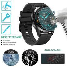 3 шт. для huawei Watch GT GT2(46 мм), закаленное стекло, Защитная пленка для экрана, защита от взрывов, защита от осколков