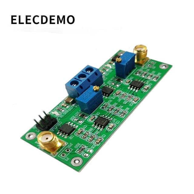 MCP41010 Präzision Programmierbare Phase Shift Verstärker 0 360 Grad Einstellbar Einstellbar Phase Shifter Schaltung Modul Bord