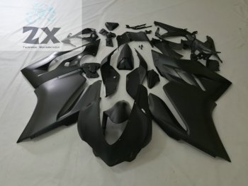 free gift cover Motorcycle fairings  for Injection Fairing Kit Bodywork For  959 1299 2015 16 17 18 ABS Motorcycle matte black