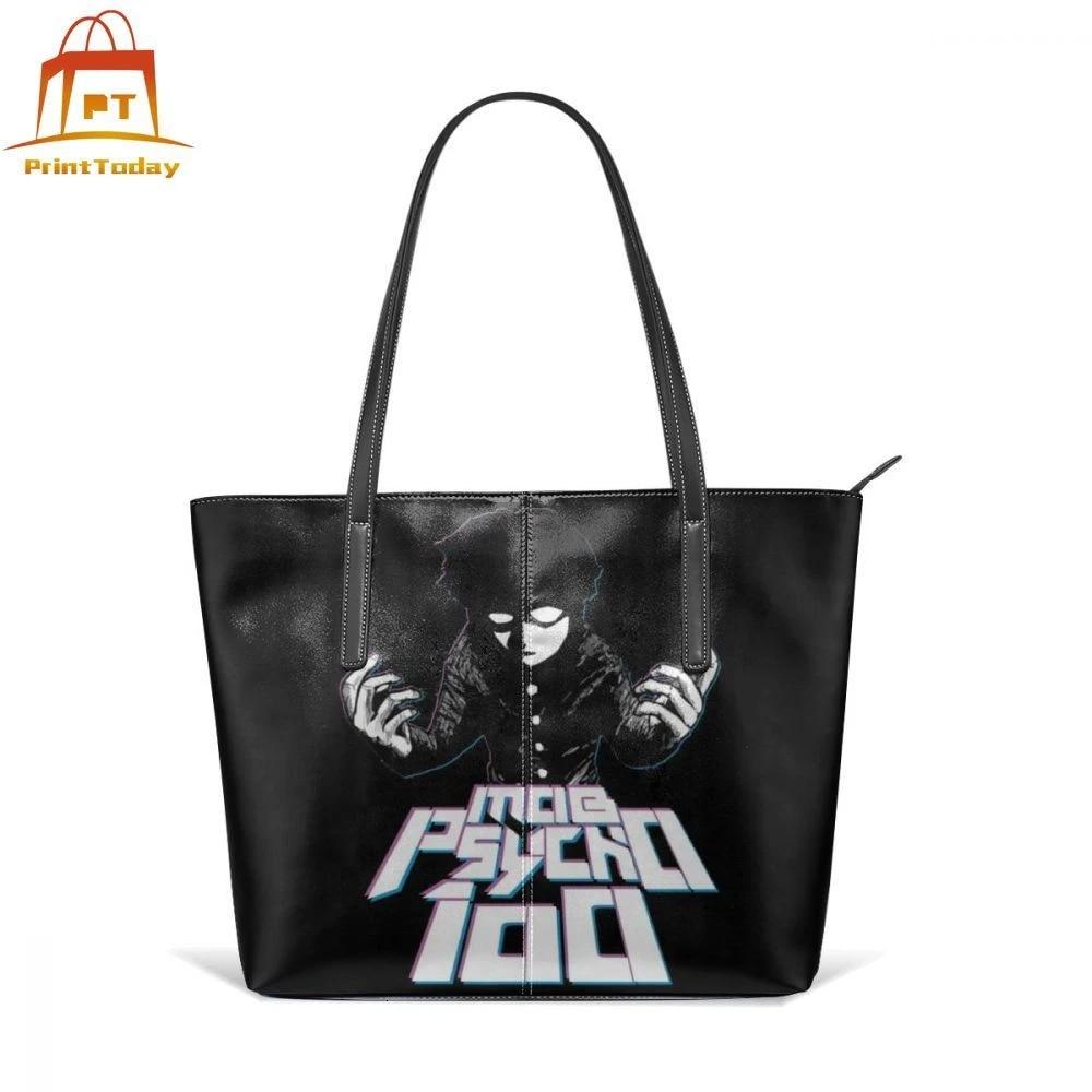 Fashion Womens Bag Beautiful Waterfalls In The Jungle Handbag Tote Bag Man Tote Bag Pu Leather Top Handle Satchel Tote Shoulder Bag