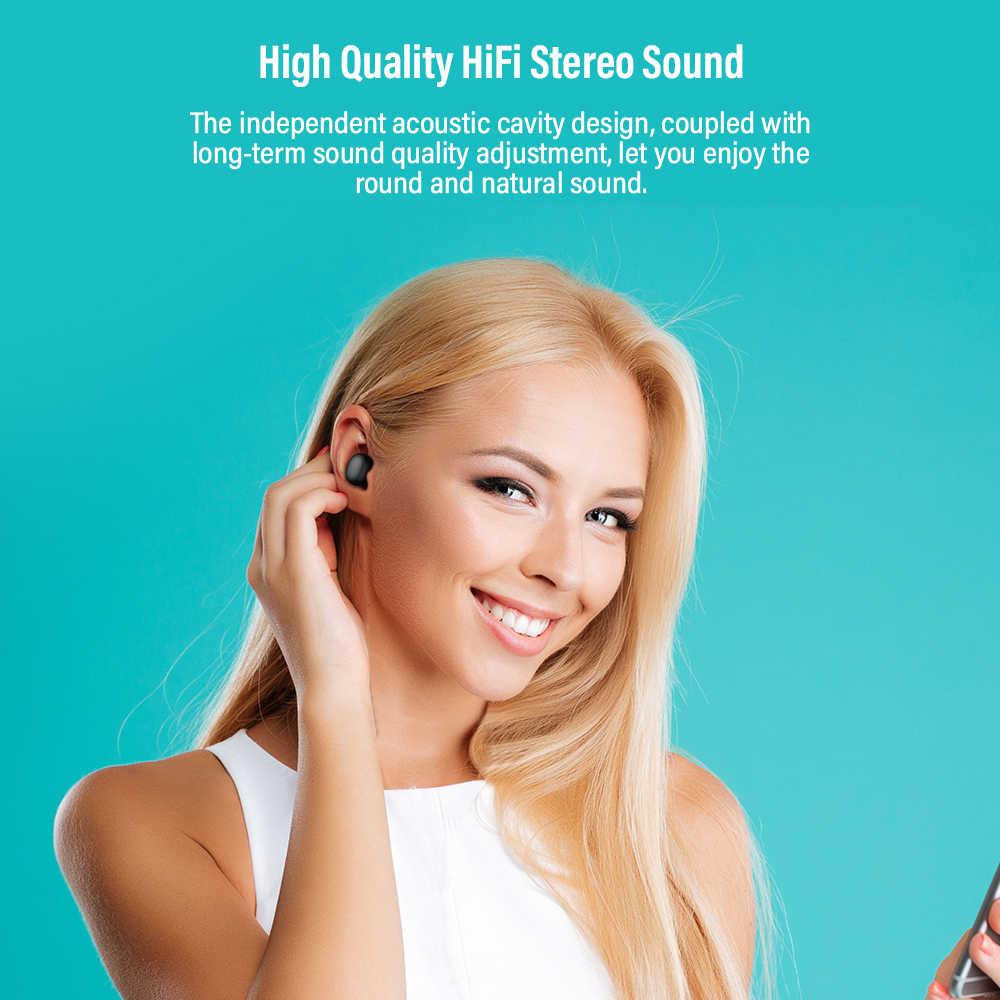 DACOM U7 TWS Bluetooth écouteurs 5.0 véritable sans fil stéréo écouteurs HiFi Mini TWS écouteurs sans fil pour iPhone Samsung