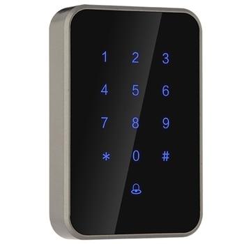 Digital Lock Access Control Card Reader Electronic Smart Door Lock Glass Door Security Lock Office
