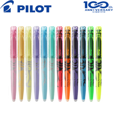 1PCS Japan Pilot Soft 12 Color Erasable Marker Pen SW-FL Graffiti Painting Design Supplies Pastel Highlighters Highlighter Set