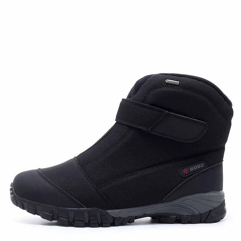 GOGC Winter Stiefel Männer Warme Männer Winter Schuhe Winter Schuhe für Männer turnschuhe für männer pelz Warme Stiefel Schnee schuhe Männer G9907