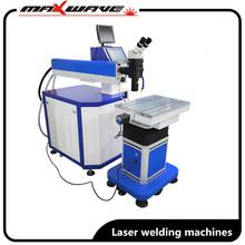 NEW molds laser welding machine ROBOT 300W YAG Laser Welding Machine on mold soldering equipment made in China cheap 80*120*110cm 0 1-3mm 0-20hz jewelry metal mold dental MW-MR300 400 160kg 220v 110v 50hz 60hz 1064nm 0 1-10 0ms 0 1-2 0mm