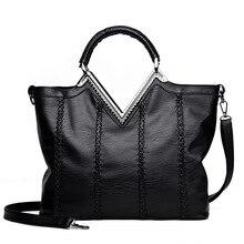JUILE Luxury Leather Women handbag with diamond design large capacity retro lady shoulder bag fashion womens wild Crossbody Bag