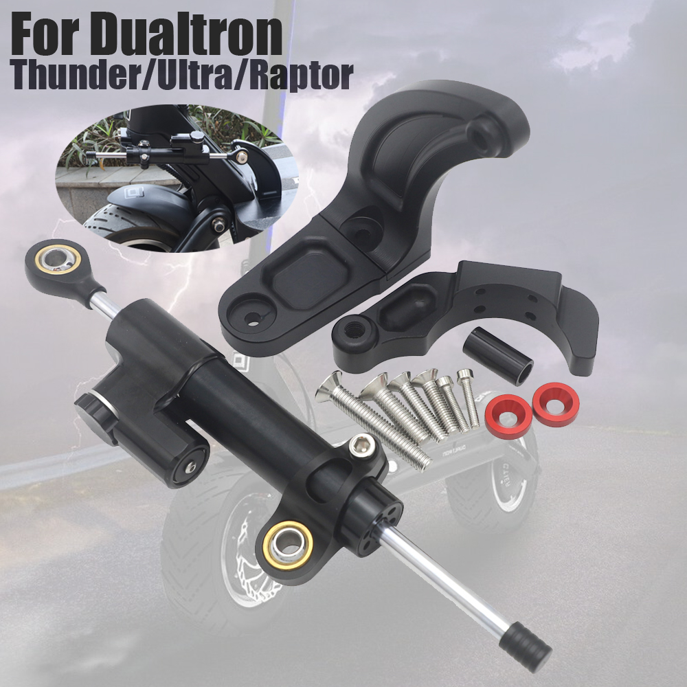 Electric Scooter Directional Steering Damper For Dualtron