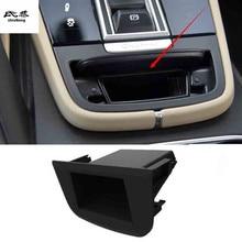 10 Вт QI Беспроводное зарядное устройство для телефона Быстрая зарядка пластина панель держатель телефона для Porsche Cayenne 9YA автомобильные аксессуары