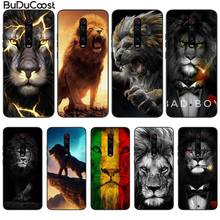 Manton Lion animal DIY Luxury Phone Case For Redmi 6 4X 7 7A 8 GO K20 Note 4 4X 5 5A 6 6 Pro 7 8 8pro manton chocolate suckers custom photo soft phone case for redmi 6 4x 7 7a 8 go k20 note 4 4x 5 5a 6 6 pro 7 8 8pro